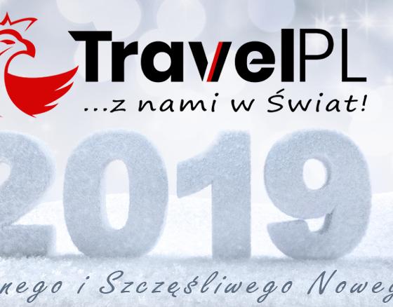 Wszelkiej pomyślności w nowym 2019 roku!